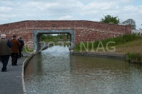 New Bridge 62 over the extended Asby Canal
