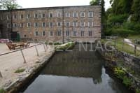 Arkwright's first mill at Cromford