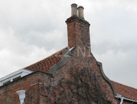 a Dutch-style gable in Bawtry