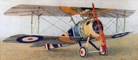 In 1917 Ruston Proctor & Co completed the 1000th Sopwith Camel