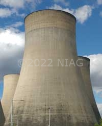 Cooling towers at Ratcliffe-on-Soar power station